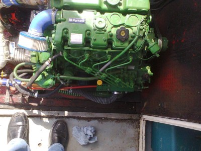 New Engine & Gearbox 007