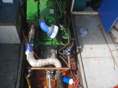 New Engine & Gearbox 008
